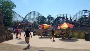 Nitro Six Flags Six Flags Great Adventure Trip Report California Coaster Kings