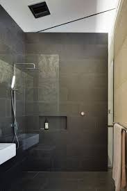 Slate Bathroom Ideas by 25 Gray And White Small Bathroom Ideas Designrulz