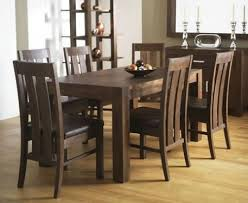 Fascinating Walnut Dining Table And  Chairs  About Remodel - Walnut dining room chairs