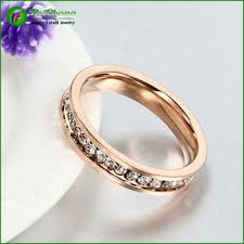Wedding Rings For Girls by Fashion Jewelry Wholesale Gold Diamond Ring For Girls And Boys