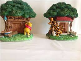 winnie the pooh in the garden bookends express air modern home