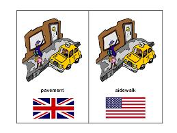 British Words For Bathroom 70 Free British American Worksheets