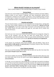 Resume Sample Language Skills by Resume Template