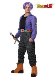 Luke Skywalker Halloween Costume Dragon Ball Trunks Costume Men