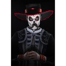 maquillage gothique homme kit de maquillage jour des morts pour homme