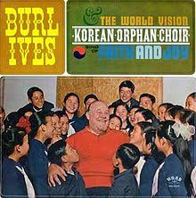 burl ives and the korean orphan choir sing of faith and