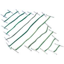 treasury tags treasury tags metal end green 200mm package 100 each staples