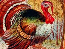 thanksgiving greeting wooden jigsaw puzzle liberty puzzles