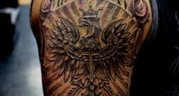 cool back dia de los muertos tattoo for men tattoos for men