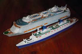do you collect memorablia of cruise ships and such care to