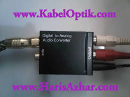 rca home theater tv kabel optik audio