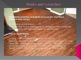 common problems with vinyl flooring