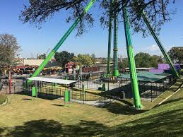 Texas Six Flags H3 Construction Projects Six Flags Over Texas Thrill Rides