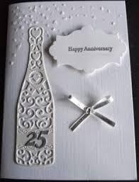 silver wedding card cards wedding card
