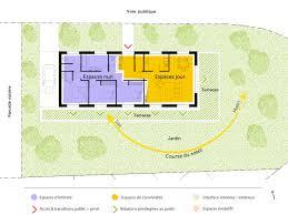 plan de maison de plain pied avec 3 chambres plan de maison plain pied 3 chambres free plan de maison chambres