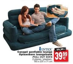 canapé cora promotion cora canapé gonflable lounge oplaasbare loungebank pull
