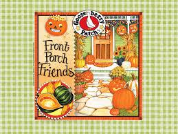 Free Desktop Wallpaper For Thanksgiving Gooseberry Patch Wallpaper