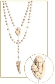 wall rosary oxolyte wall rosary from italy with free jubilee postcards