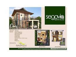 single detached house and lot segovia south villas carcar city