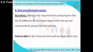 software testing life cycle stlc youtube
