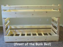 Bunk Bed Plans Pdf Diy Loft Bed Plans Mt4robots Info