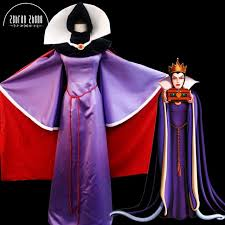 Snow White Evil Queen Halloween Costume Aliexpress Buy 2017 Quality Movie Snow White Evil Queen