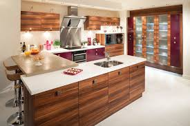 Open Kitchen Designs With Island by Open Kitchen Designs In Small Apartments Designs And Colors Modern
