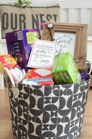 housewarming gift baskets housewarming gift ideas and free home printables clean and