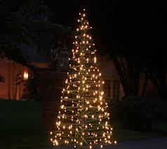 Martha Stewart Pre Lit Christmas Tree Manual by Pre Lit Led 5 U0027 Fold Flat Outdoor Christmas Tree By Lori Greiner