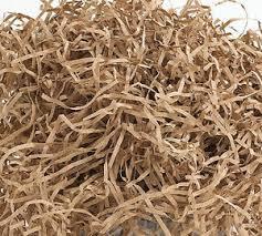gift basket shredded paper 6oz kraft brown gift basket shred shredded paper filler