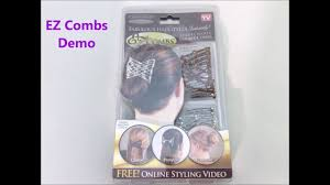 ez combs ez combs demo and review