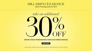 dillards clearance sale pretty frugal