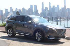suv mazda test driving the mazda cx 9 suv thyme and berry