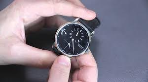 louis erard excellence regulator power reserve watch review