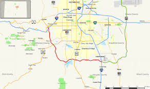 Canyon City Colorado Map by Colorado State Highway 470 Wikipedia