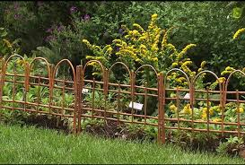 Garden Fence Ideas Design Garden Fence Ideas Design Home Designs Project
