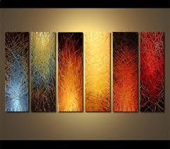 modern paint abstract art by osnat tzadok wood art pinterest paintings