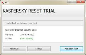 reset kaspersky 2014 trial period kaspersky reset trial 5 1 0 41 final latest s0ft4pc