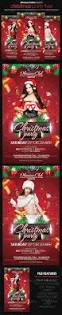 christmas party flyers premium files psddude