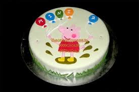 peppa pig birthday cakes peppa pig birthday cake for kids online in noida all cakes 4 7