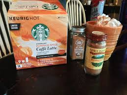 Decaf Pumpkin Spice Latte K Cups by Fall Is Coming U2013 Love Hope Travel