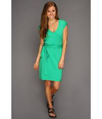 icebreaker villa dress in green lyst