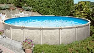 Backyard Above Ground Pool by Aboveground Pools 21st Century Pools U0026 Spas