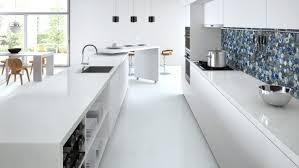 plan de travail en quartz pour cuisine plan de travail en quartz exemples de réalisations en photo