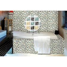 Glass Tile Backsplash Ideas Bathroom Crackle Glass Tile Backsplash Ideas Bathroom And Kitchen Shower