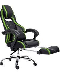 Reclining Office Chair With Footrest Christmas Shopping Sales On Merax Racing Style Executive Pu