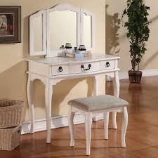 Black Vanity Table Bedroom Furniture Sets Black Vanity Table Makeup Table Silver