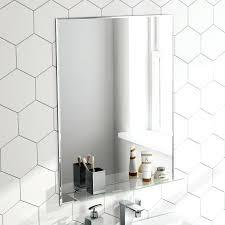 bathroom mirror designs attractive white framed bathroom mirror foremost vanity mirrors