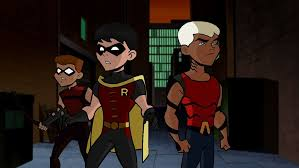 young justice young justice brave the bold by superheroobsessed family of