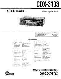 sony cdx gt55uiw gt550ui gt600ui ver1 0 service manual download